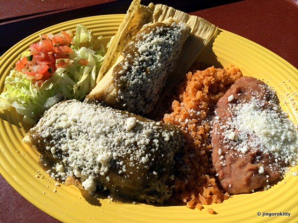 Holiday Tamales from Rancho del Zocalo