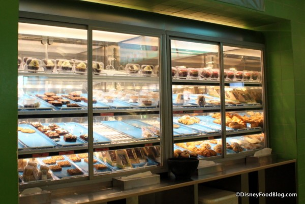 Bakery Case at Landscape of Flavors