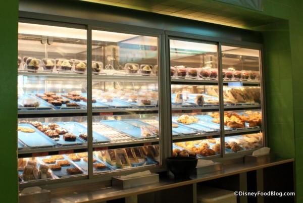 Bakery Case at Landscape of Flavors