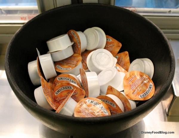 Peanut Butter pouches