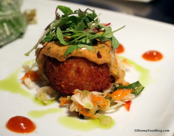 Crab Cake from Flying Fish