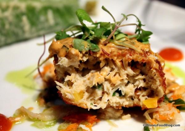 Crispy Crab Cake