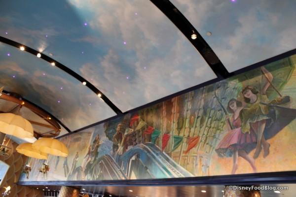 Boardwalk murals