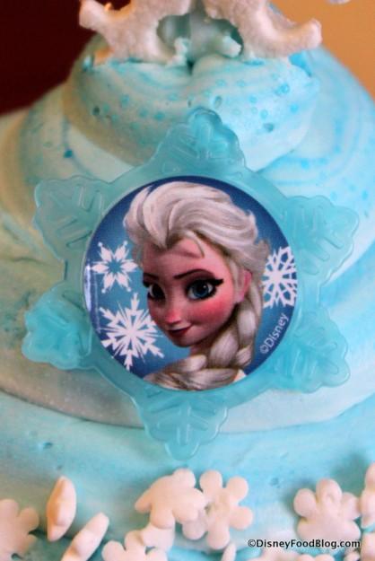 Cupcake -- Up Close