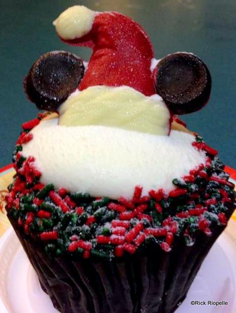 Gingerbread Cupcake