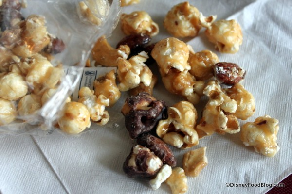 Milk Chocolate Moose Munch -- Out of the Bag