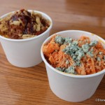 Review: Brand New Artisan Macaroni and Cheese (and Caramel Apple Shake) at Min & Bill's Dockside Diner in Disney's Hollywood Studios