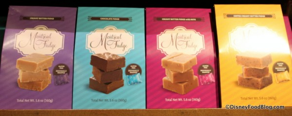 Montreal Fudge Varieties
