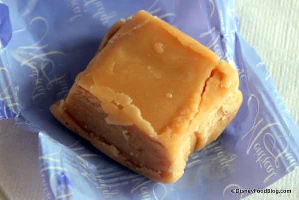 Montreal Fudge -- Out of the Wrapper