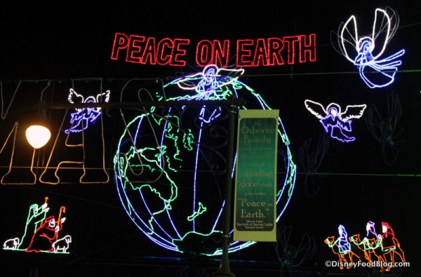 Osborne Lights -- Peace On Earth