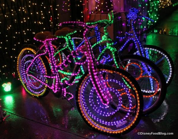Osborne Lights -- Bicycles