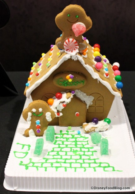 Groovy Gingerbread House