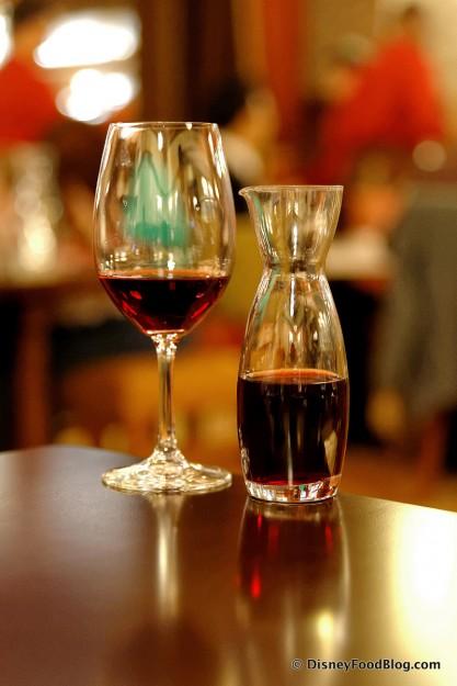 Quartino of Wine