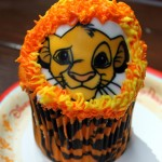 Review: Simba Lion Cub Cupcake (and more!) at Kusafiri Coffee Shop and Bakery in Disney's Animal Kingdom