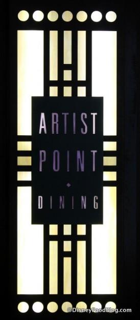 Artist Point