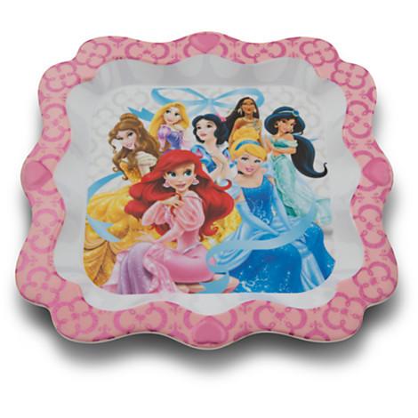 Disney Princess Plate