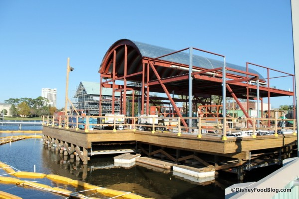 disney springs construction 5
