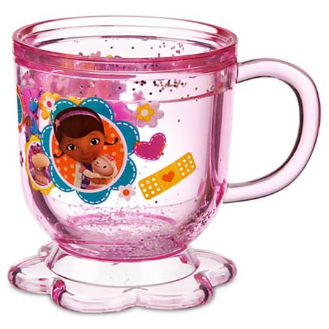 Doc McStuffins Cup