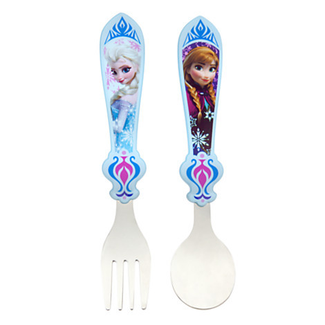 Frozen Flatware