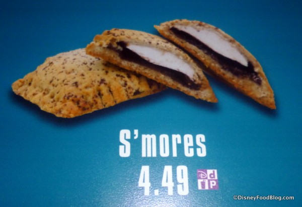 S'mores on the menu