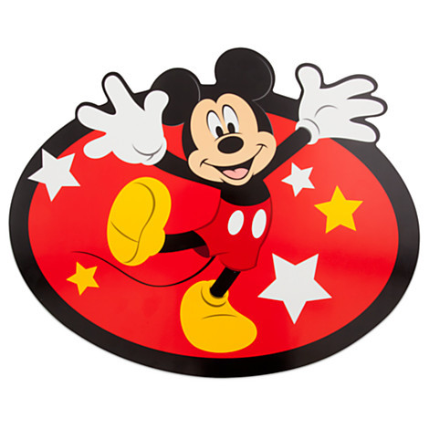 Mickey Mouse Placemat