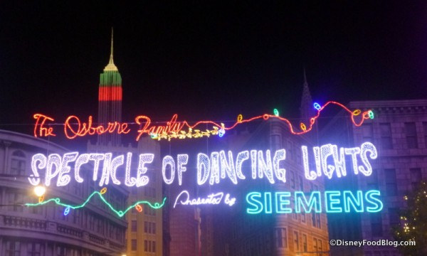 Osborne Lights!