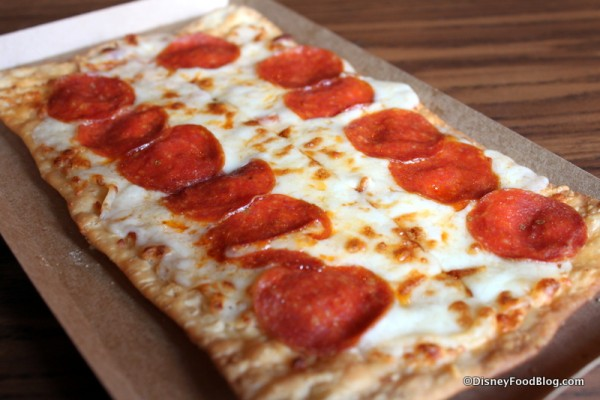 Pepperoni Flatbread