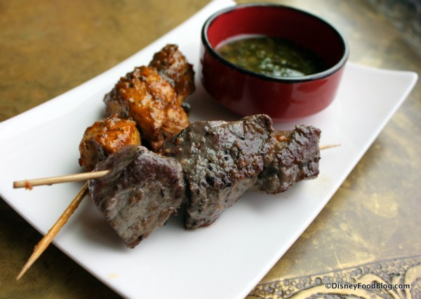 Mix Grill Skewers