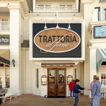 First Look! Photo Tour: Trattoria al Forno at Disney's BoardWalk Inn
