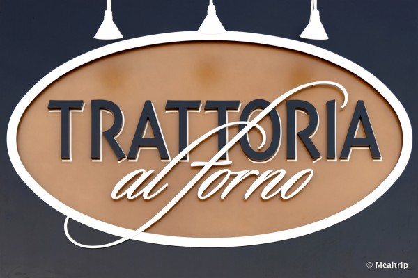 Trattoria al Forno at Disney's BoardWalk