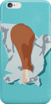 Turkey Leg iPhone case
