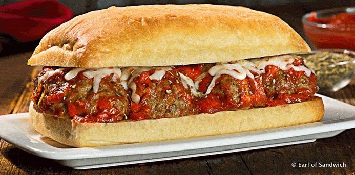 recipe: earl of sandwich bbq chicken flatbread [19]