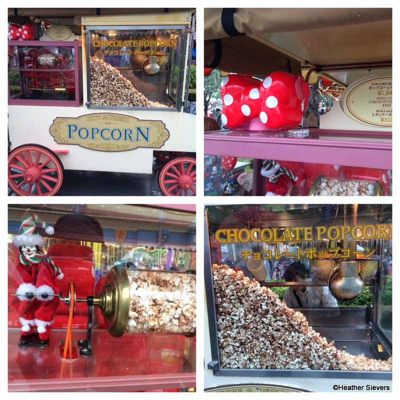 Dining In Tokyo Disneyland The Many Faces Of Popcorn At
