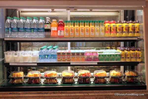 Grab and Go Offerings