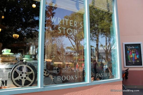 Writer's Stop