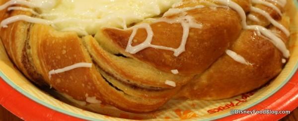 Swirl pastry