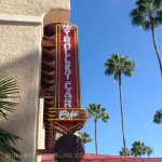 News! Starbucks Signage is Unveiled at Disney's Hollywood Studios!