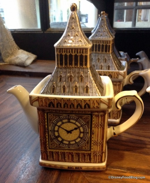 Big Ben teapot
