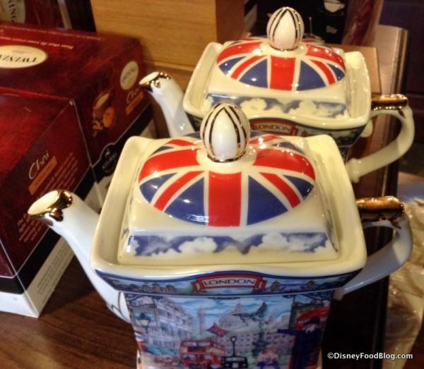 London Teapot