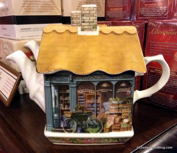 Village Store Teapot