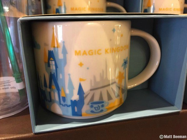 "Magic Kingdom ""You Are Here"" Mug"