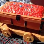 News! Seven Dwarfs Mine Train Souvenir Popcorn Bucket at Disney World's Magic Kingdom