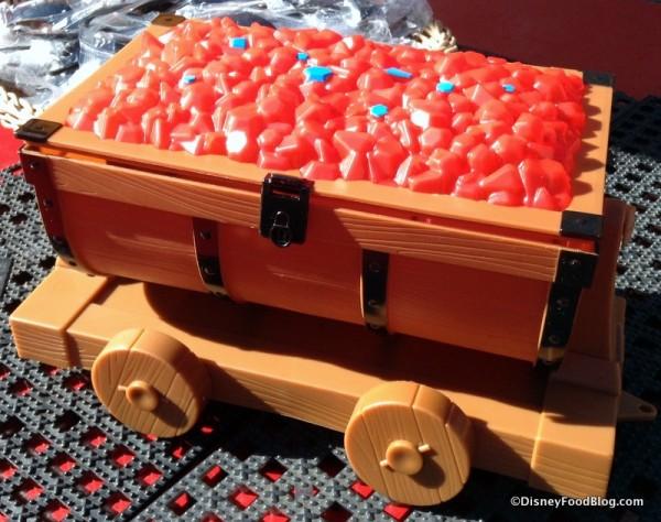 Seven Dwarfs Mine Train popcorn bucket