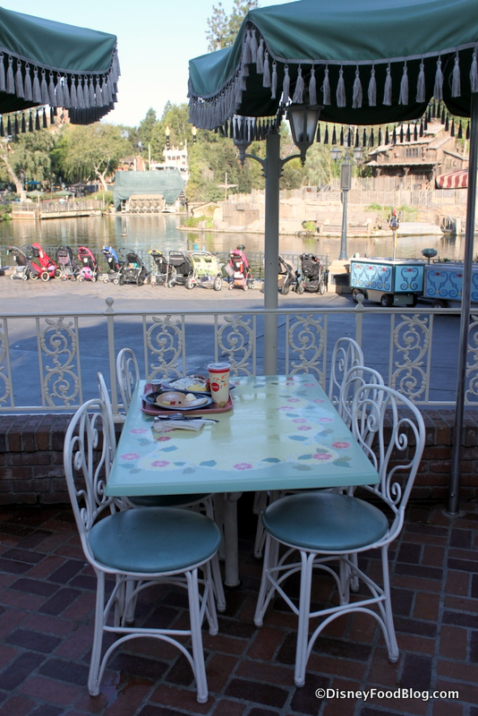 Best breakfasts in disneyland the disney food blog for 2115 east river terrace