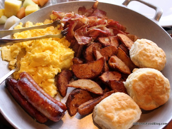 Family Breakfast Platter