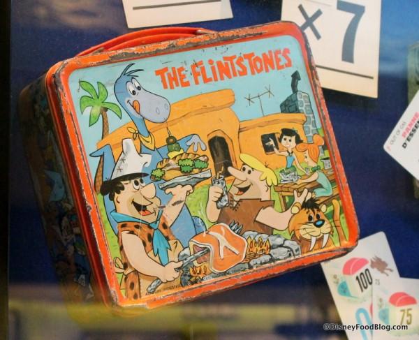 Flintstones Lunch Box