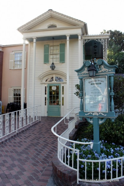 River Belle Terrace Entrance