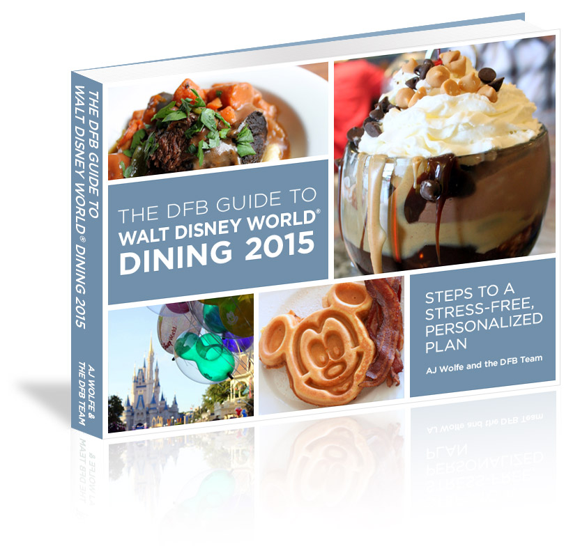 Memorial Day Sale! DFB Disney World Guidebook Discounts for a Limited Time!