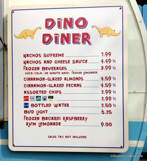 Dino Diner