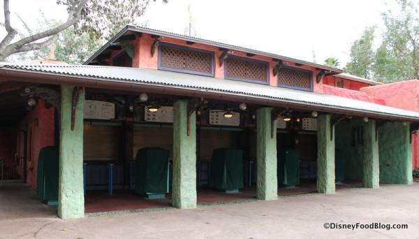 Flame Tree Barbecue closed for refurbishment